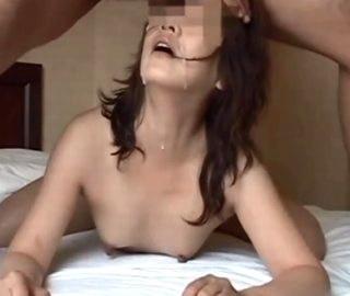 ドⅯ四十路熟女とのハメ撮りビデオ