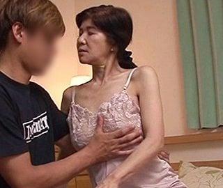 五十路義母と娘婿の近親相姦